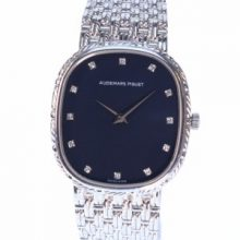 オーデマピゲ K18WG 12Pダイヤ 腕時計