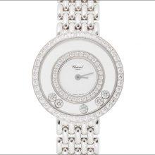 ショパール ハッピーダイヤモンド 腕時計