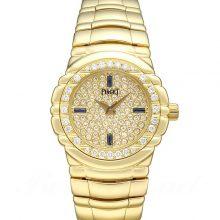 ピアジェ タナグラ K18YG 腕時計