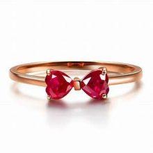 1ct ルビーリング 指輪