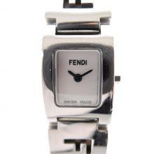 フェンディ 時計 ステラ 白文字盤