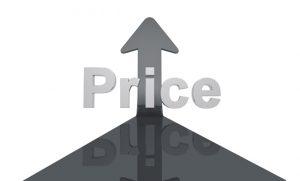 ルイヴィトンの定価が上がれば中古相場も上昇します。