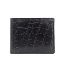 エッティンガー クロコ二つ折り財布 買取価格12,000円