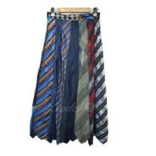 フミカウチダ リメイクロングスカート 買取価格45,000円