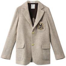 マディソンブルー ワッペン付きウール ジャケット 買取価格12,000円