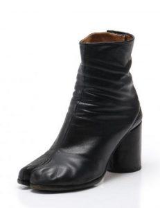 マルジェラ 足袋 ブーツ