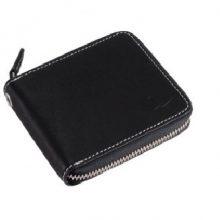 ラストクロップス ファスナー付き 二つ折り財布 買取価格30,000円