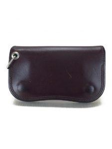 ラストクロップス ANCHOR(L)シェルコードバン長財布