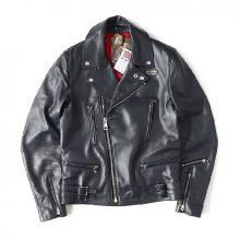 ルイスレザー サイクロン ダブルレザーライダースジャケット 買取価格80,000円