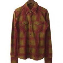 キリュウキリュウ チェックシャツ 買取価格3,000円
