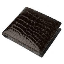 キプリス 二つ折り財布 クロコダイル 買取価格45,000円