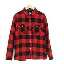 フラットヘッド ネルシャツ 買取価格7,000円