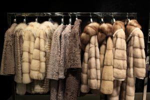毛皮はトレンドによって価格変動する