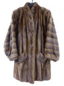 20年以上前のミンクのコート