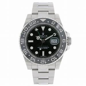 GMTマスターII 116710 黒ベゼル
