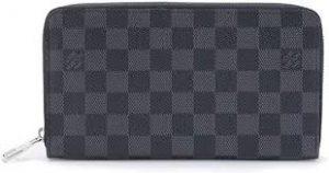 ルイヴィトン ダミエグラフィット ジッピーオーガナイザー N63077